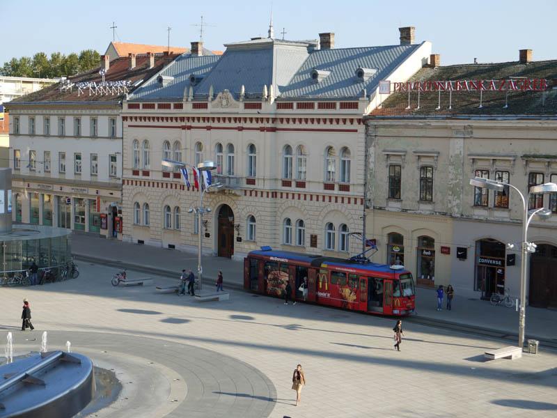 Osijek awakens.
