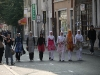 Muslim girls get out of school, Tuzla.