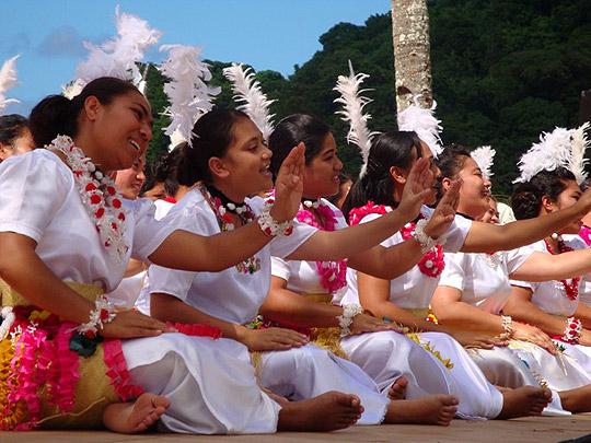 Tongans.