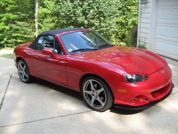 Mazda Miata Mx 5. Mazda Miata