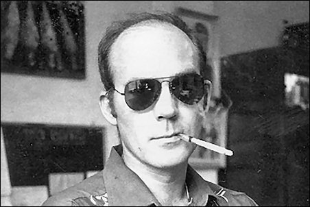 Hunter Thompson. Be like Hunter!